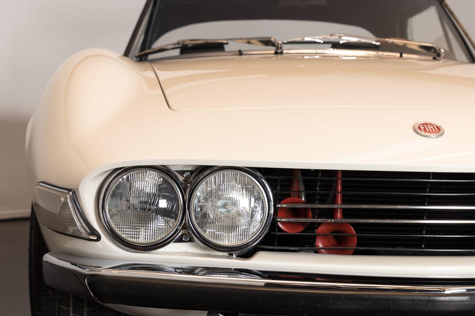 1970 Fiat Dino Spider 2400 10935