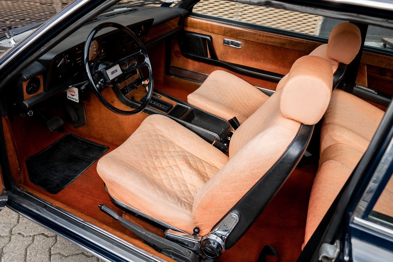 1973 FIAT 130 Coupè 3200 Automatica 62721