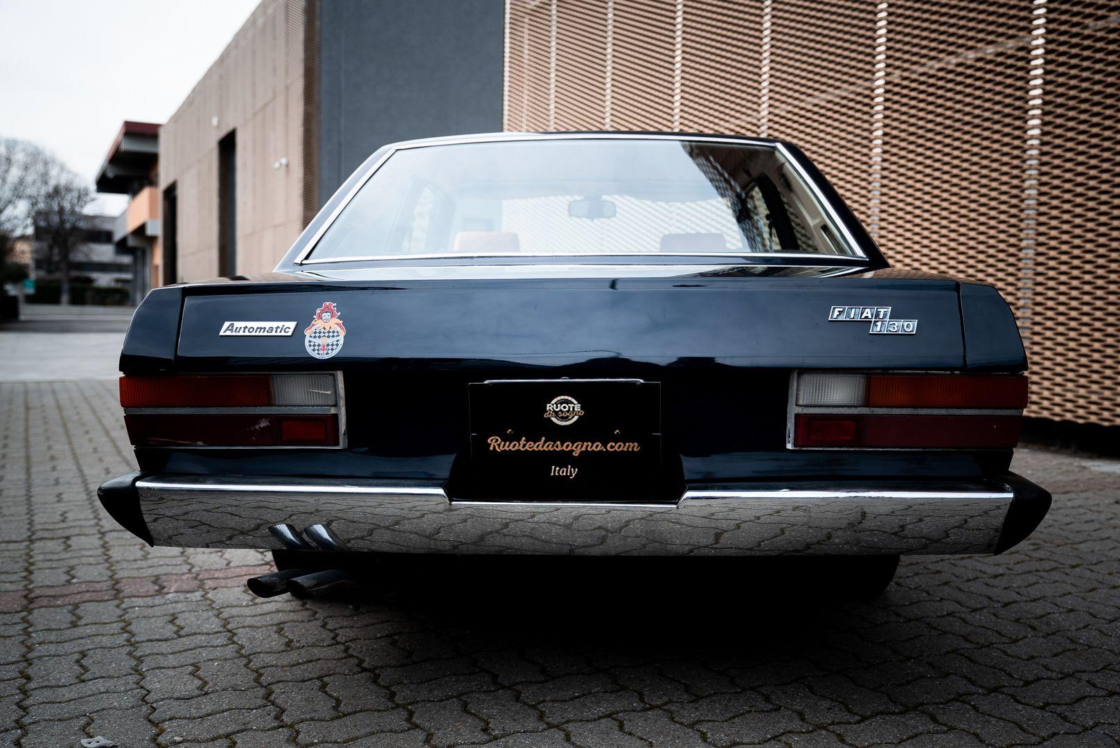 1973 FIAT 130 Coupè 3200 Automatica 62711