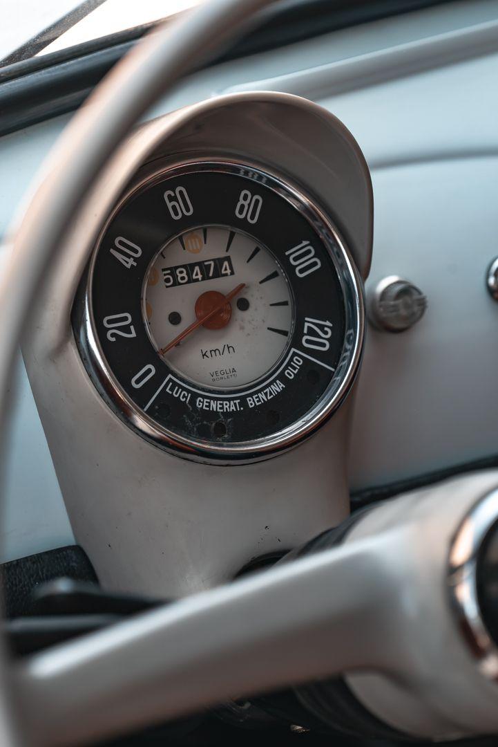 1967 Fiat 500 F 76611