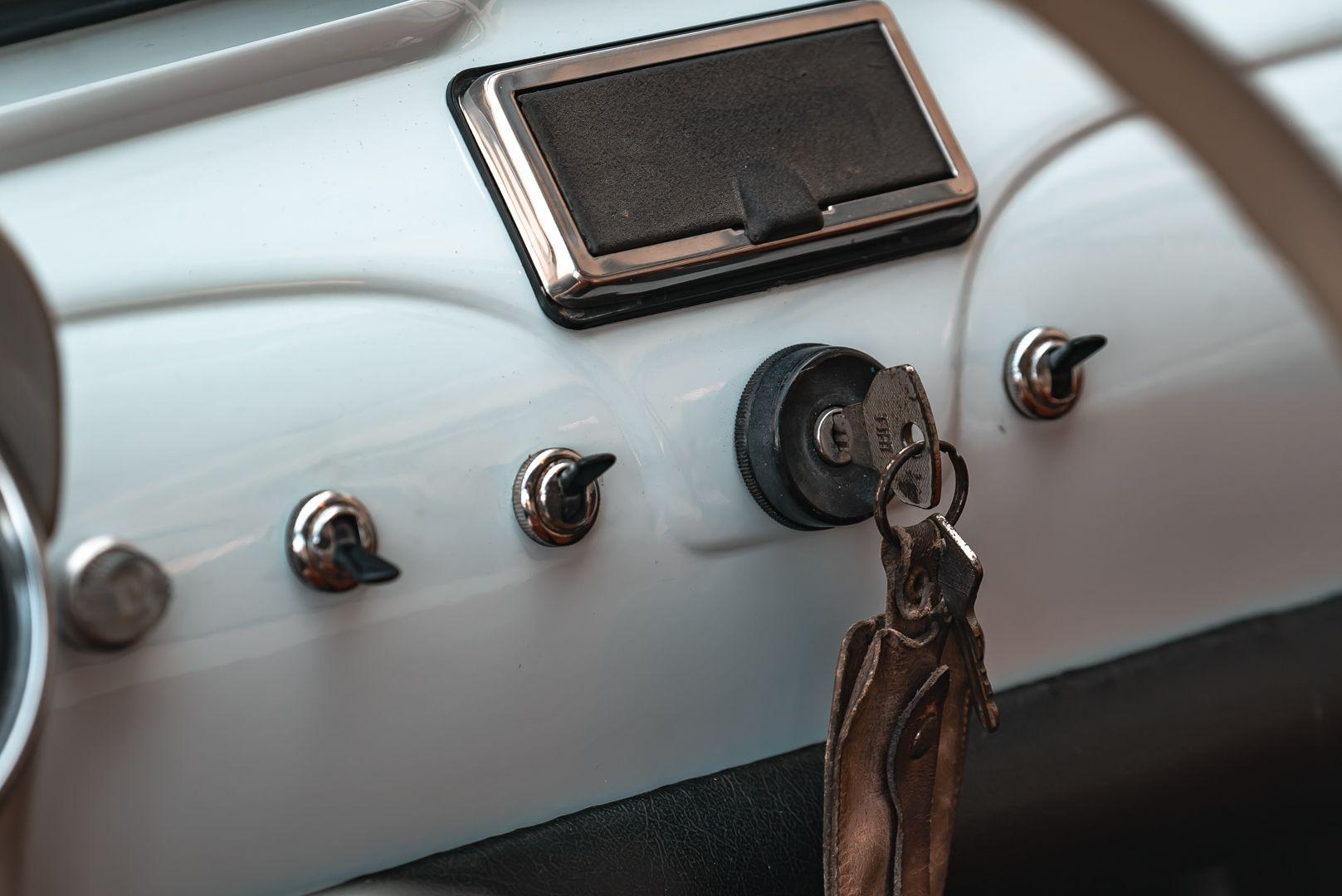 1967 Fiat 500 F 76614