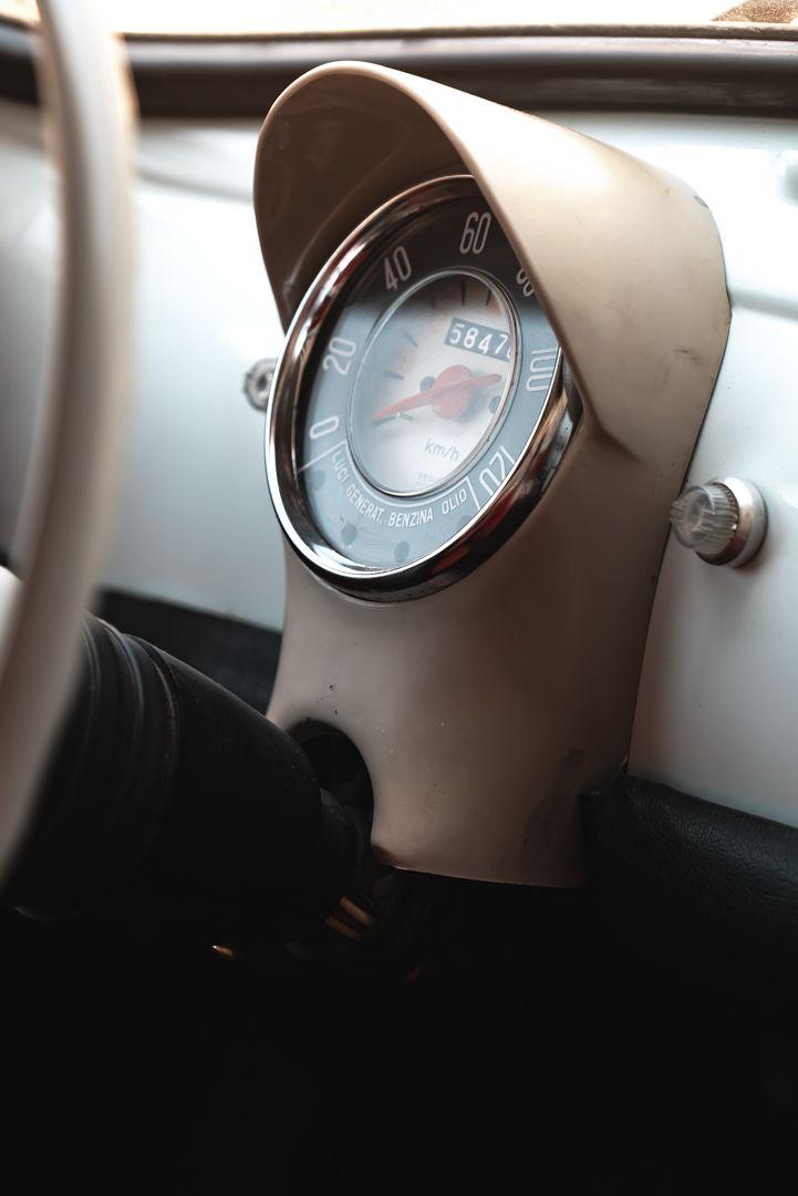 1967 Fiat 500 F 76612