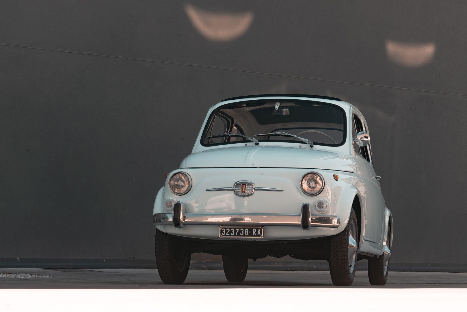 1967 Fiat 500 F 76601