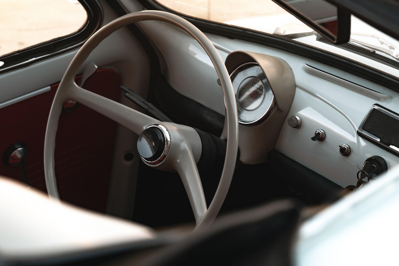 1967 Fiat 500 F 76616