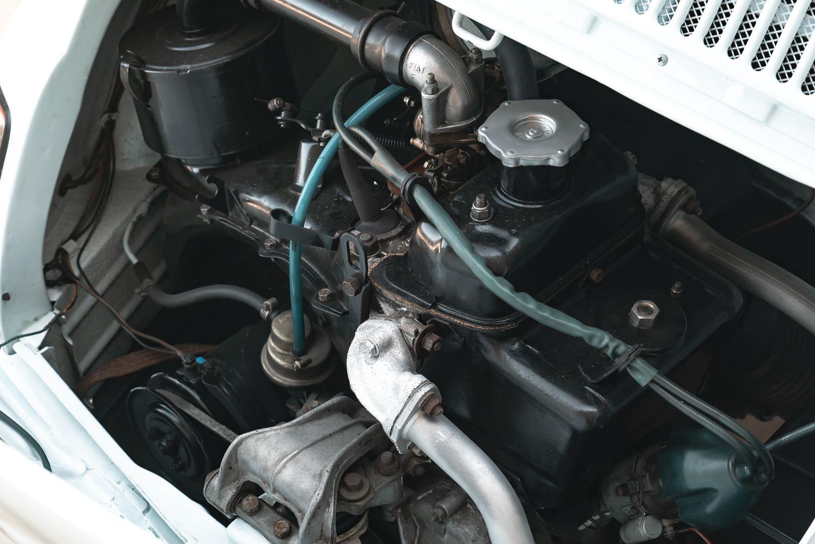 1967 Fiat 500 F 76637