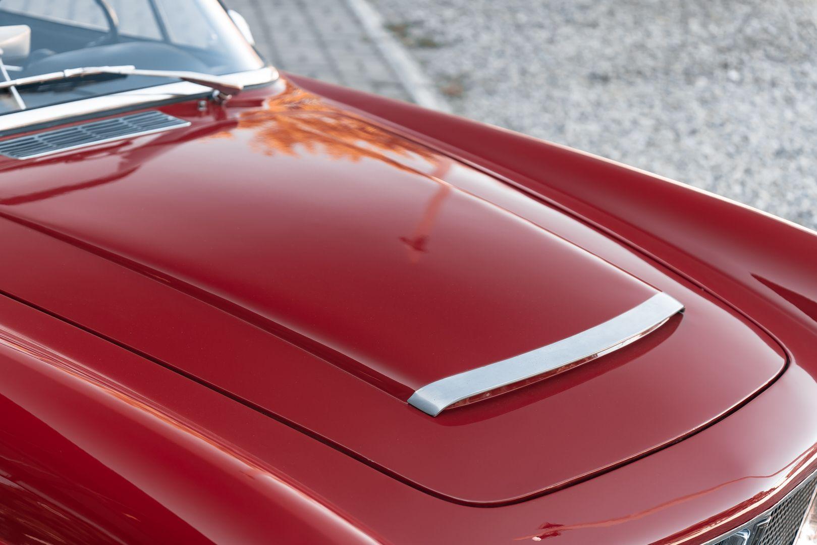 1962 Fiat 1200 Cabriolet Pininfarina 76331