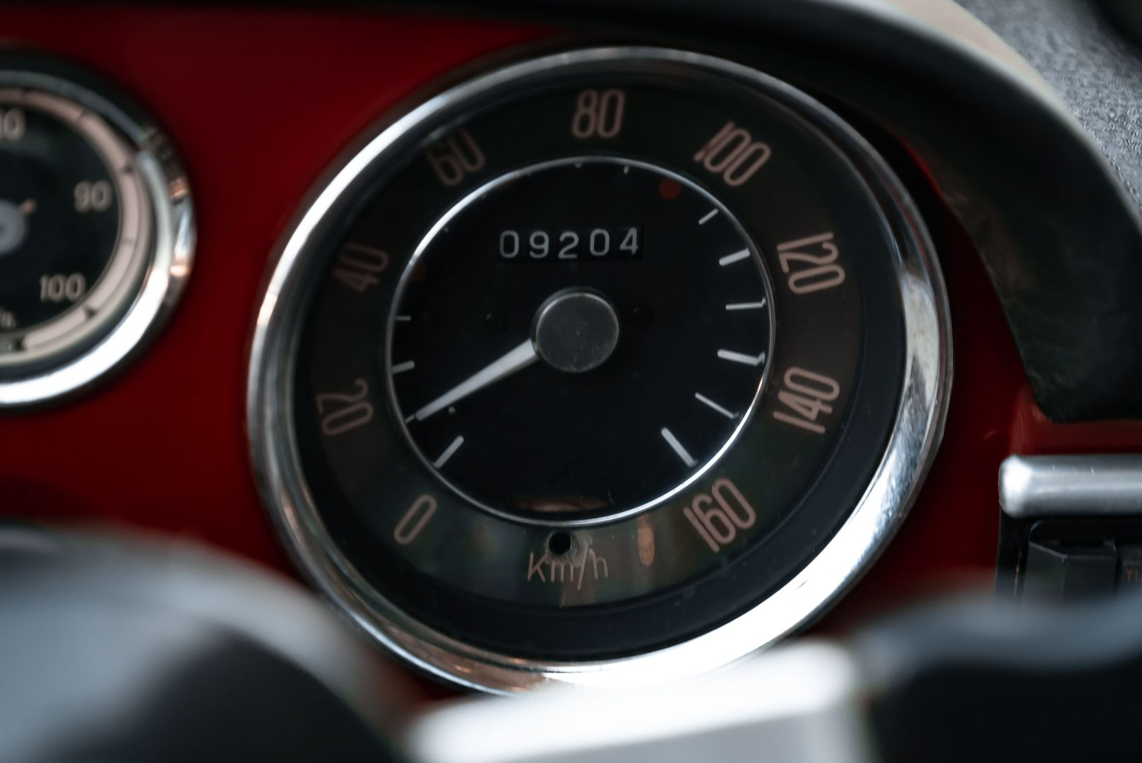 1962 Fiat 1200 Cabriolet Pininfarina 76342