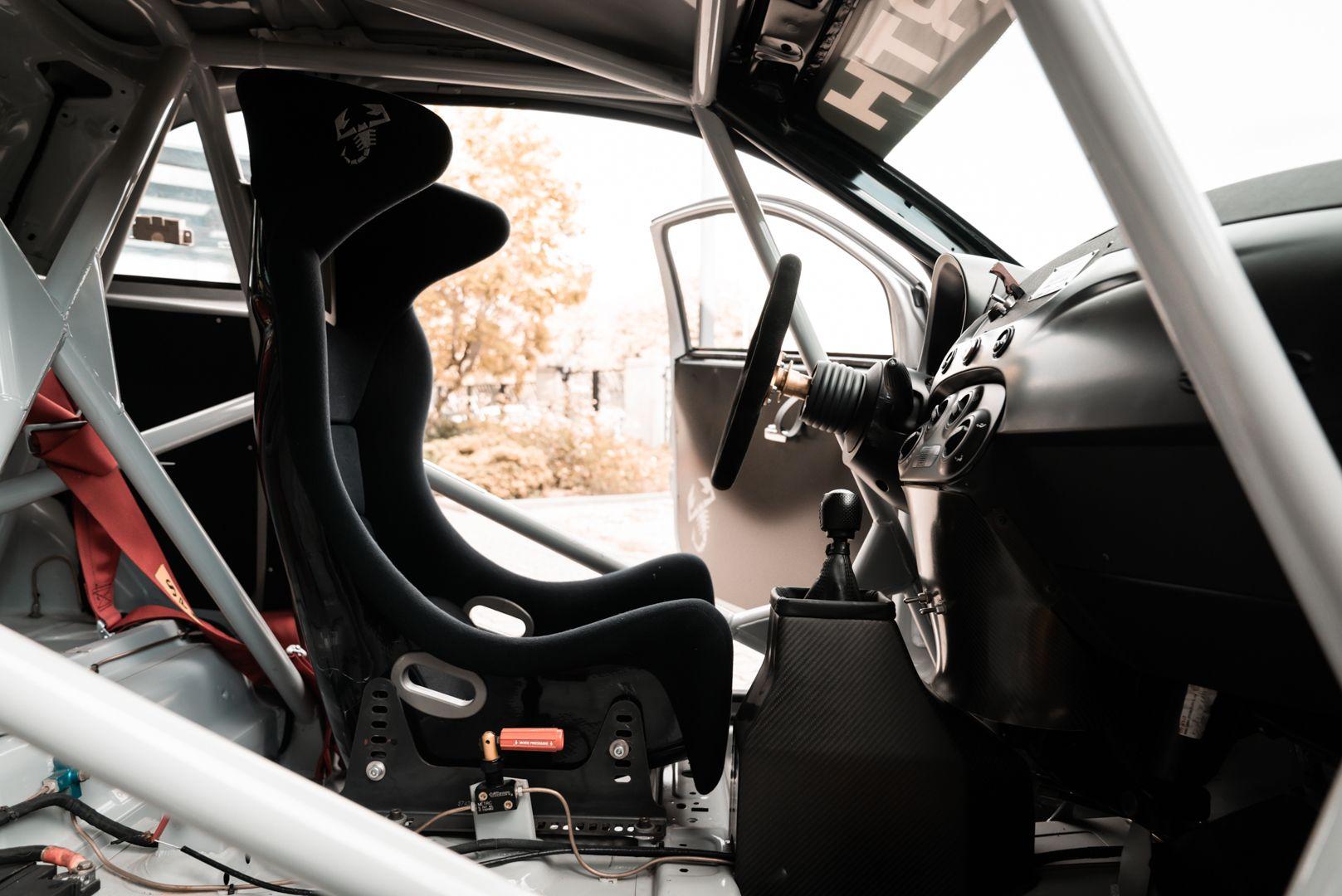 2008 Fiat 500 Abarth Assetto Corse 45/49 77380