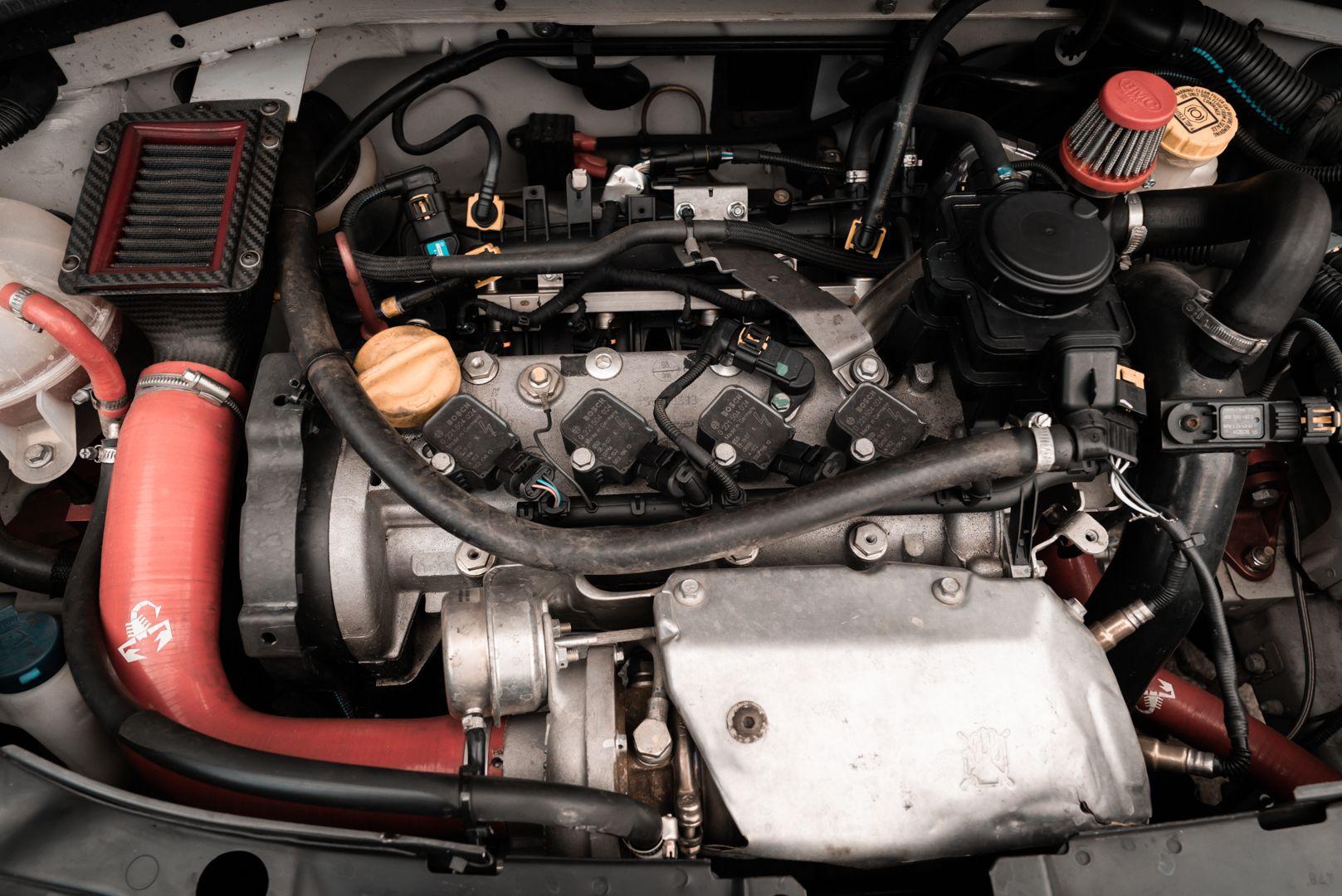 2008 Fiat 500 Abarth Assetto Corse 45/49 77405