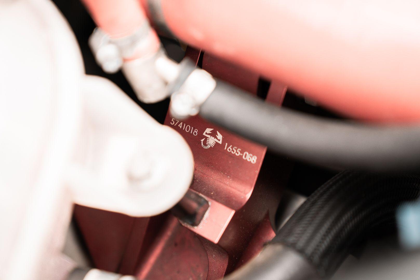 2008 Fiat 500 Abarth Assetto Corse 45/49 77411