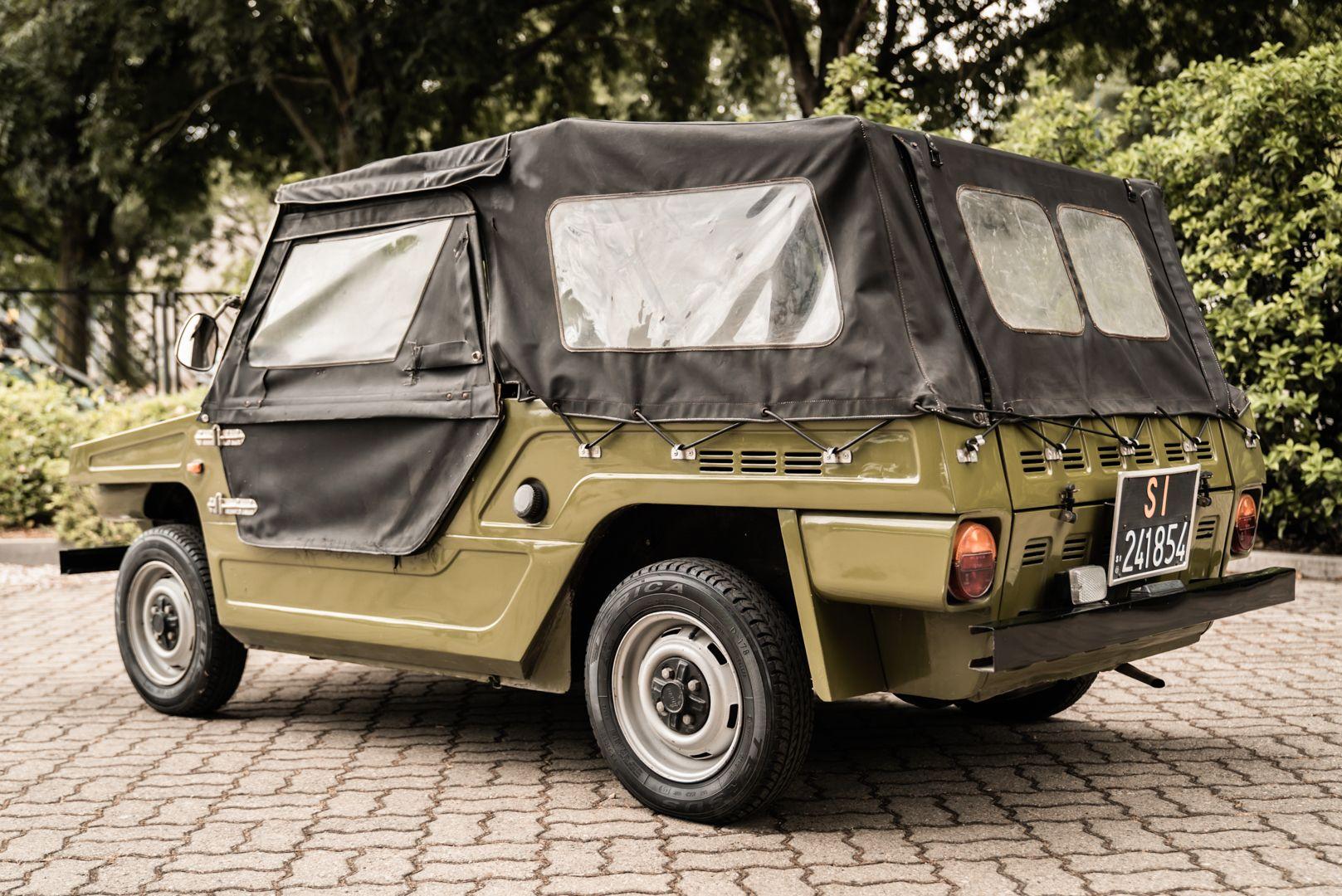 1978 Fiat 126 Jungla Savio 77423