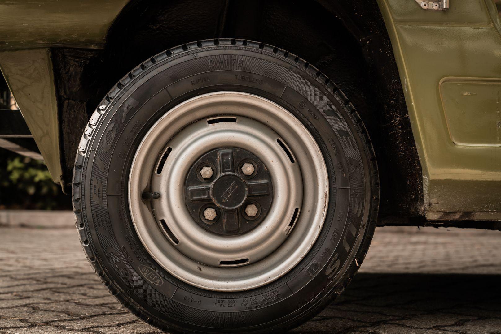 1978 Fiat 126 Jungla Savio 77430