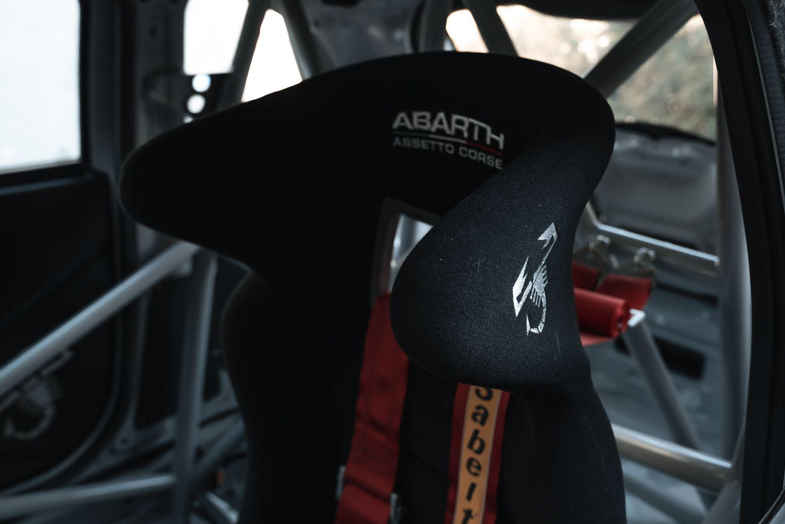 2008 Fiat 500 Abarth Assetto Corse 49/49 79339