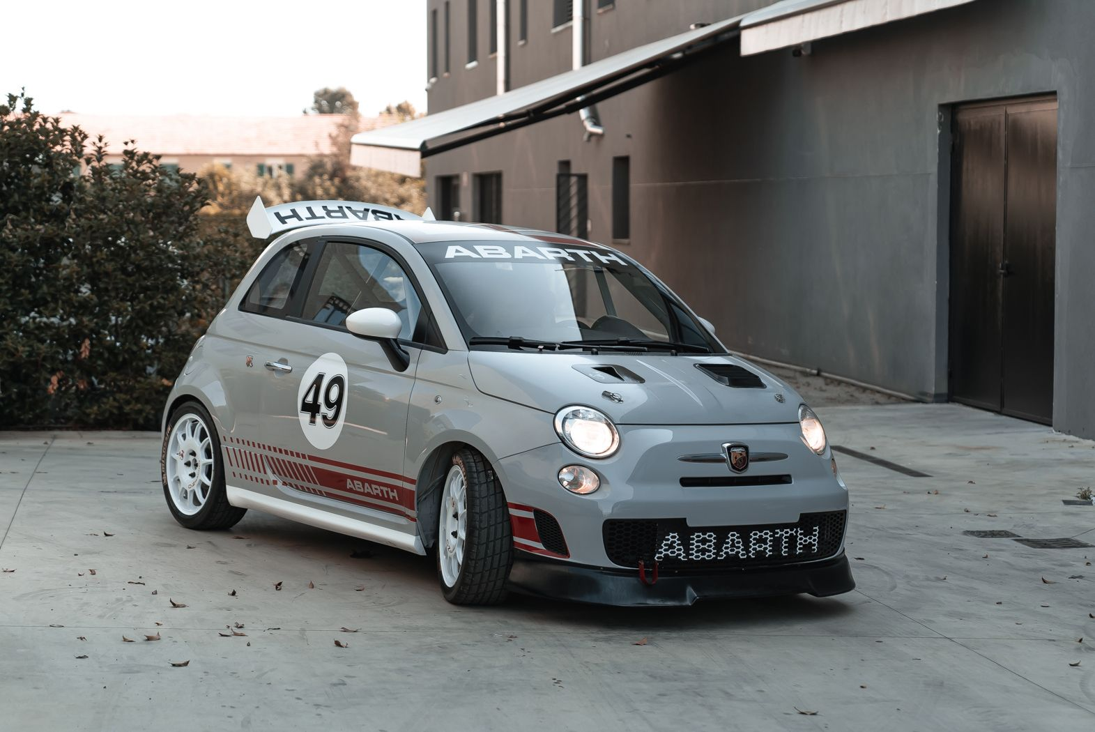 2008 Fiat 500 Abarth Assetto Corse 49/49 79308