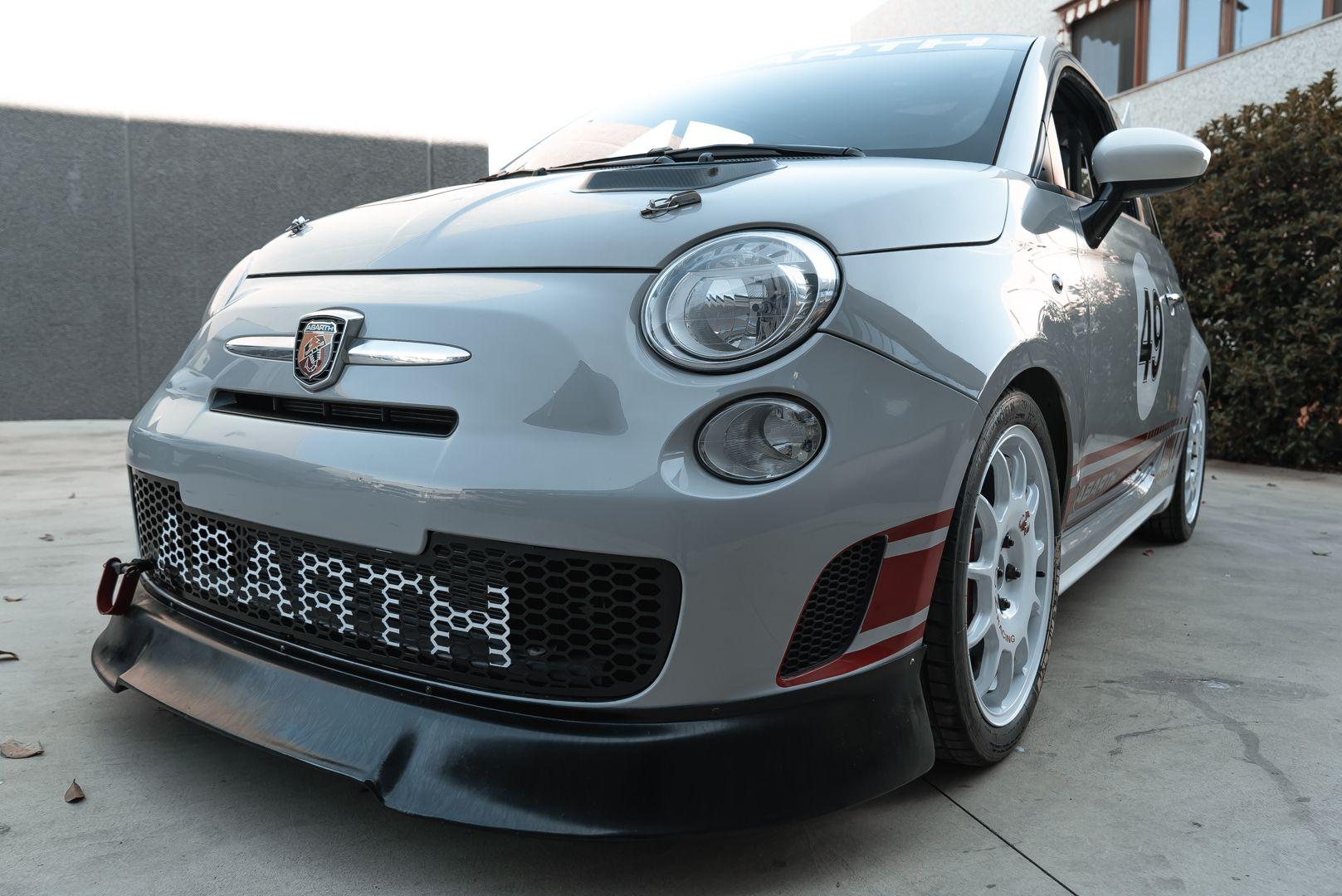2008 Fiat 500 Abarth Assetto Corse 49/49 79317