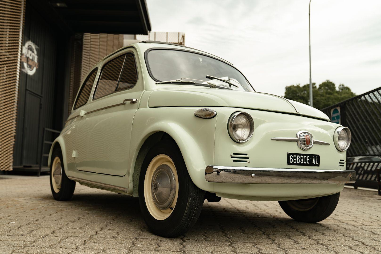 1959 Fiat 500 N 80012