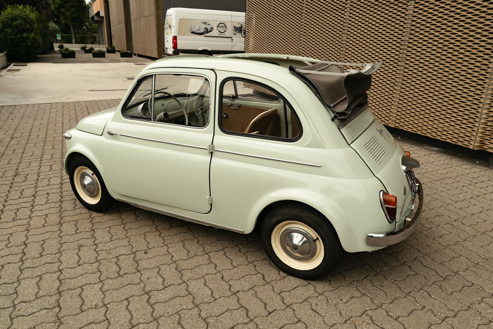 1959 Fiat 500 N 80030