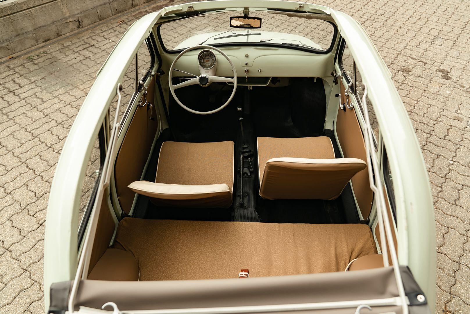 1959 Fiat 500 N 80026