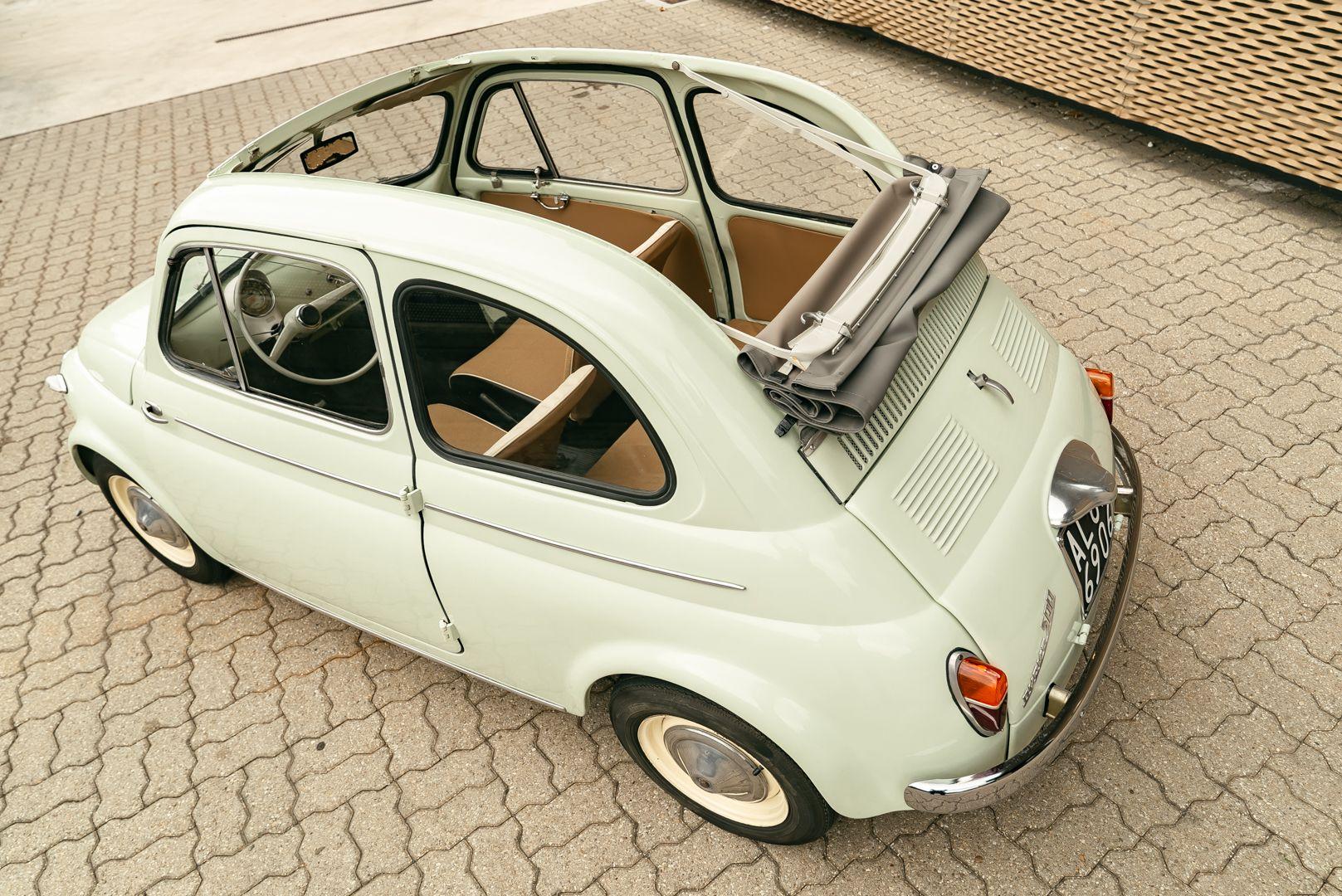1959 Fiat 500 N 80015