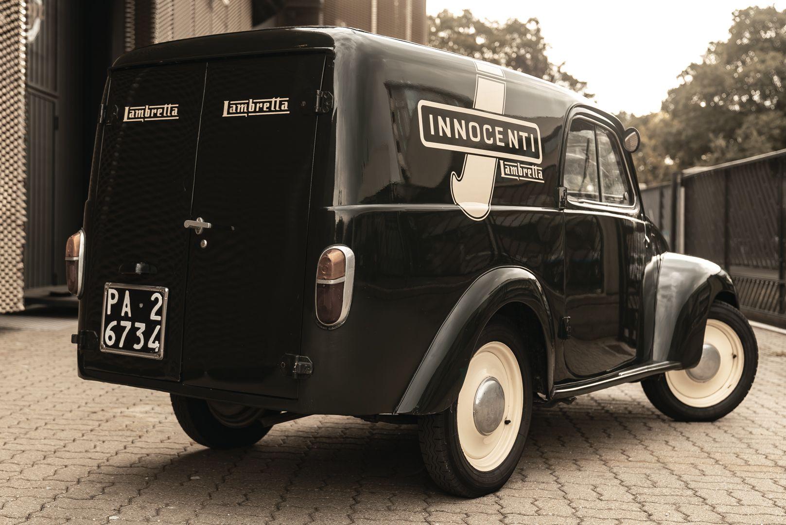 "1953 Fiat 500 C Topolino Furgone ""Innocenti"" 81616"