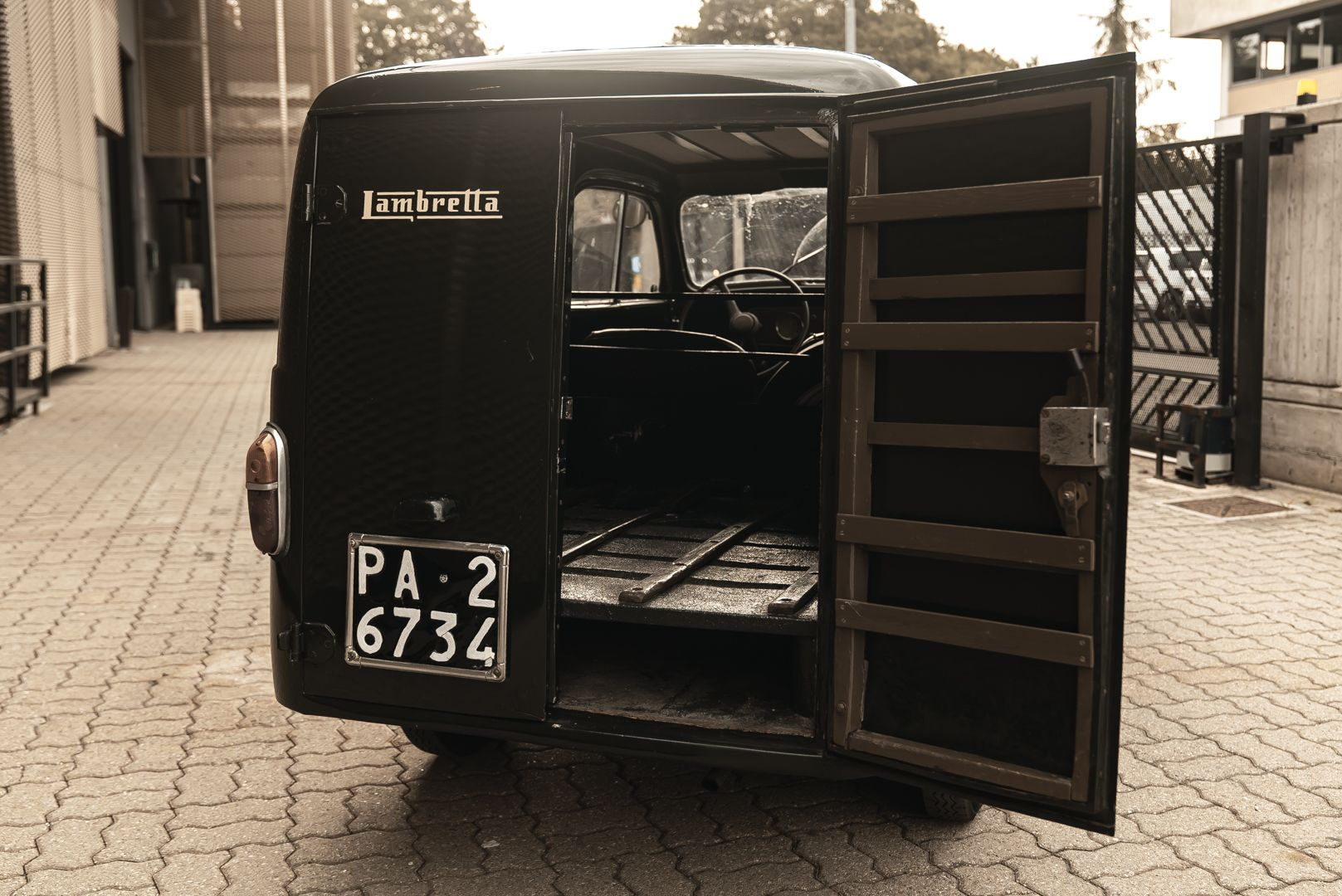 "1953 Fiat 500 C Topolino Furgone ""Innocenti"" 81615"