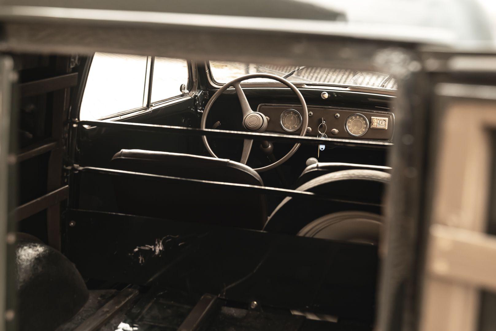 "1953 Fiat 500 C Topolino Furgone ""Innocenti"" 81633"