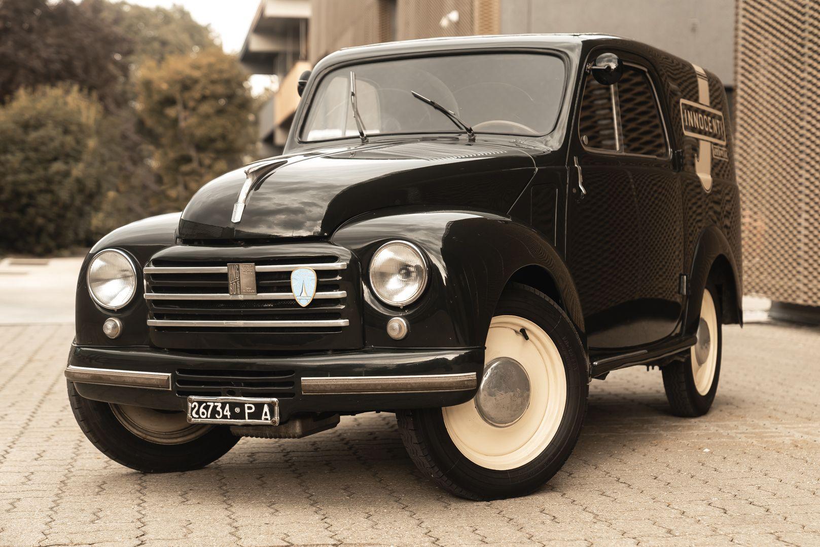 "1953 Fiat 500 C Topolino Furgone ""Innocenti"" 81613"