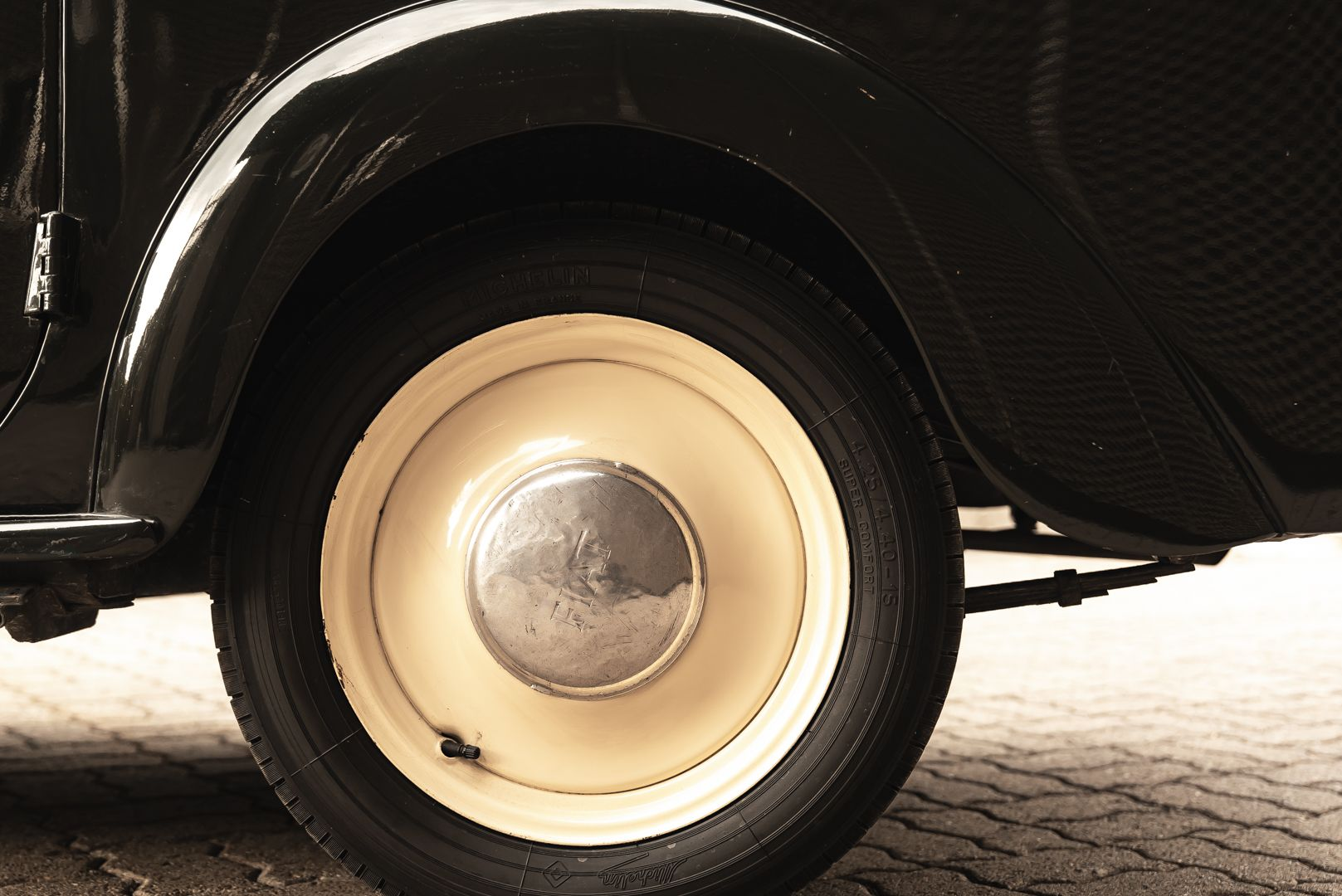 "1953 Fiat 500 C Topolino Furgone ""Innocenti"" 81629"