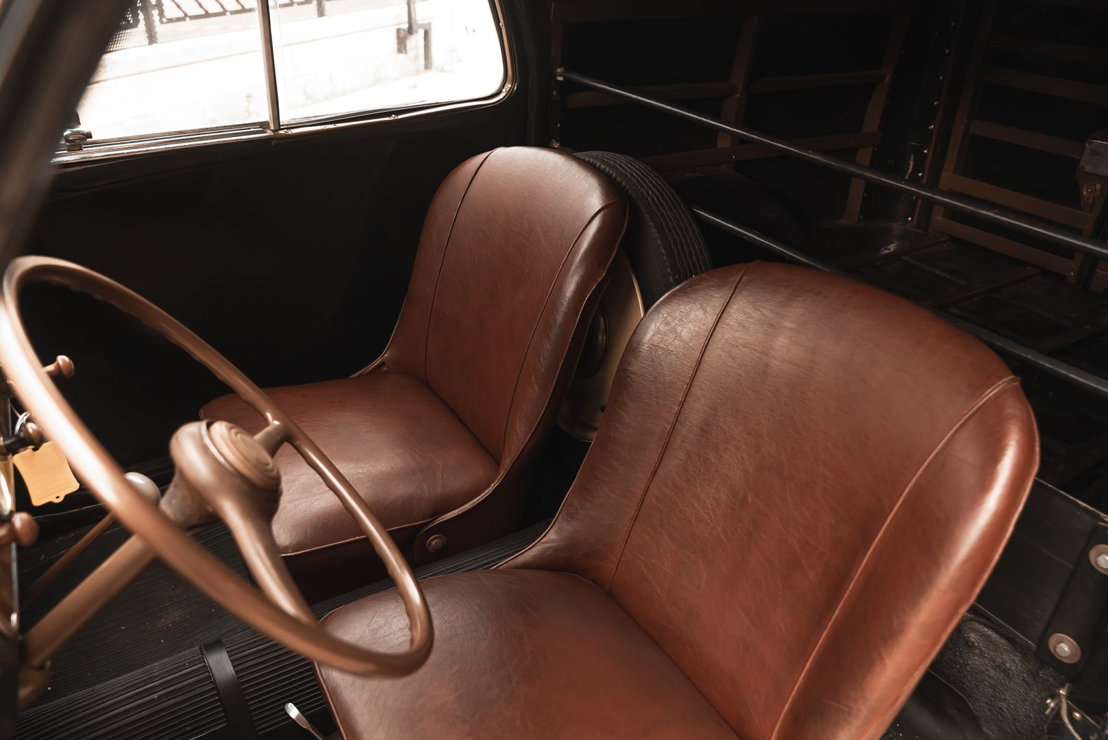"1953 Fiat 500 C Topolino Furgone ""Innocenti"" 81632"