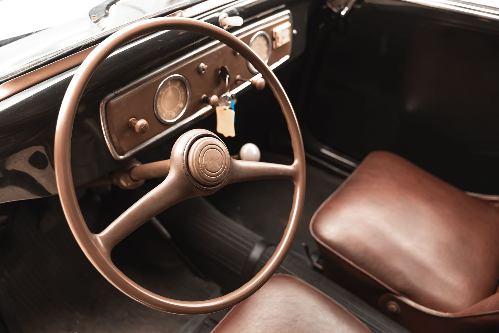 "1953 Fiat 500 C Topolino Furgone ""Innocenti"" 81636"