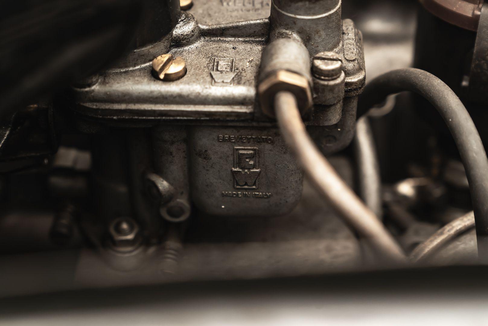 "1953 Fiat 500 C Topolino Furgone ""Innocenti"" 81653"