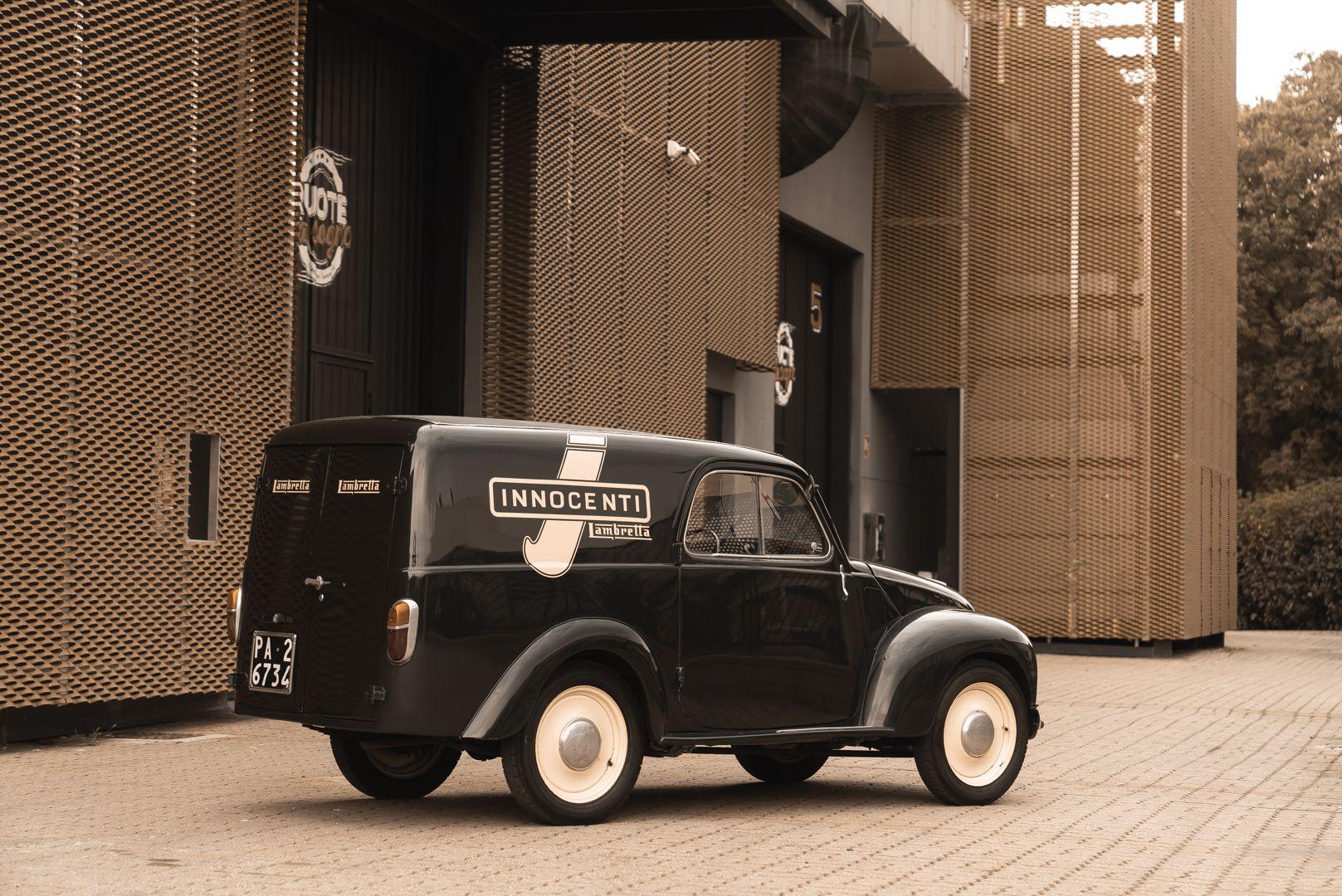 "1953 Fiat 500 C Topolino Furgone ""Innocenti"" 81620"