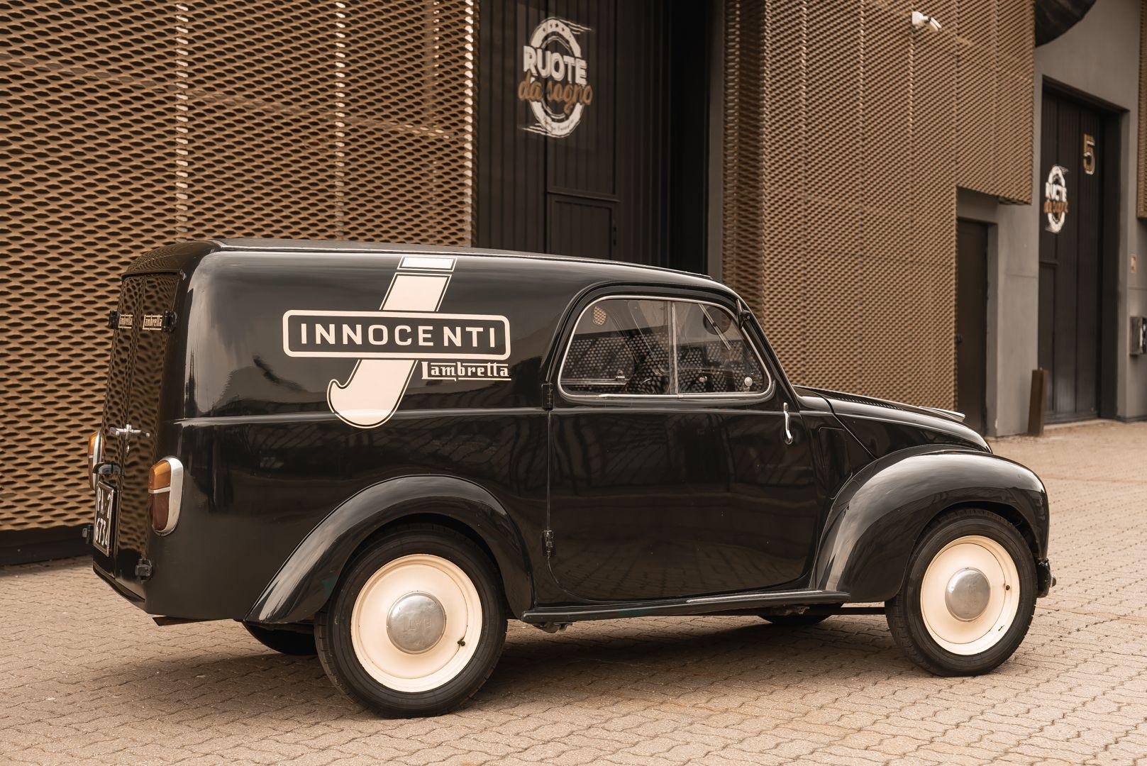 "1953 Fiat 500 C Topolino Furgone ""Innocenti"" 81621"