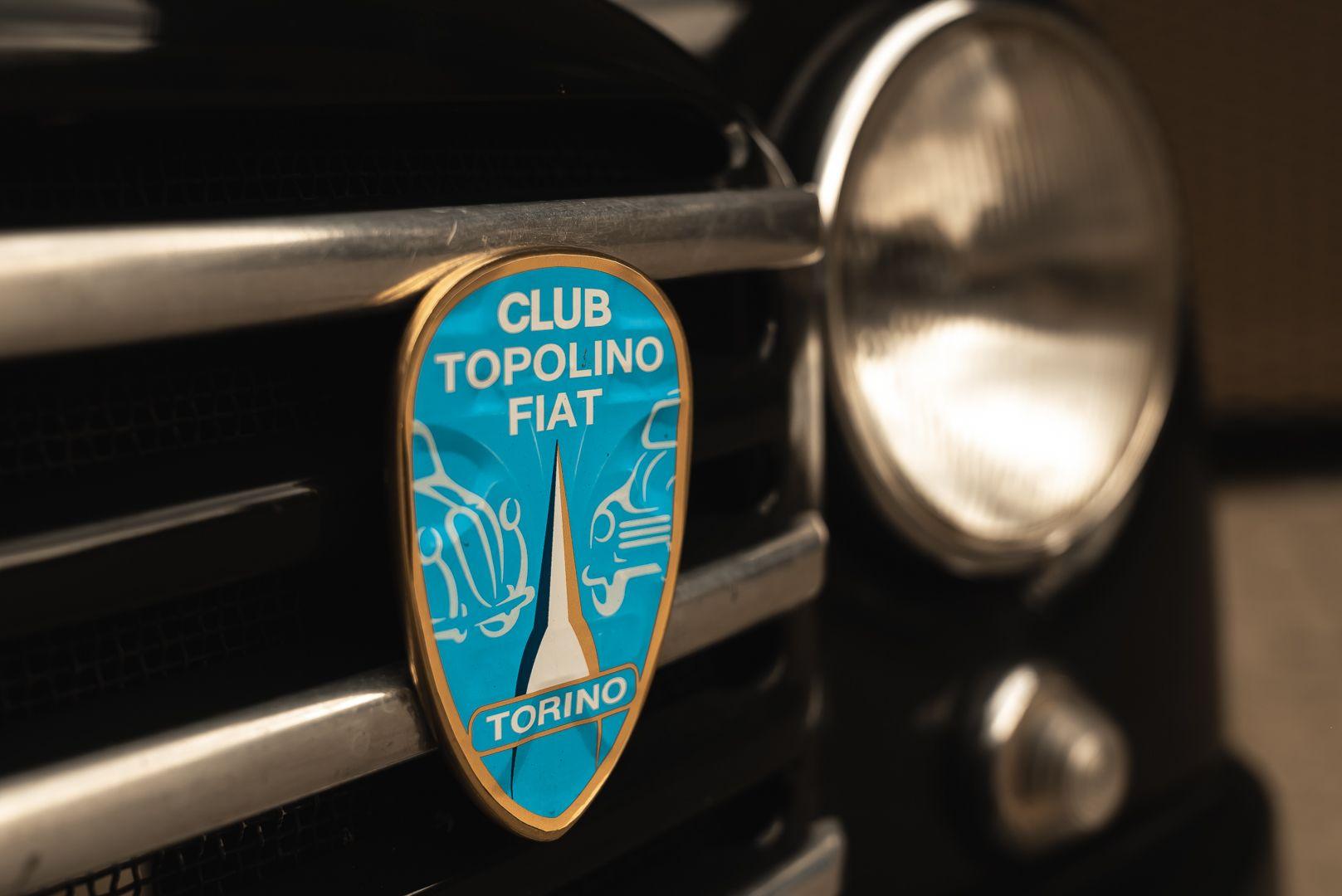 "1953 Fiat 500 C Topolino Furgone ""Innocenti"" 81626"