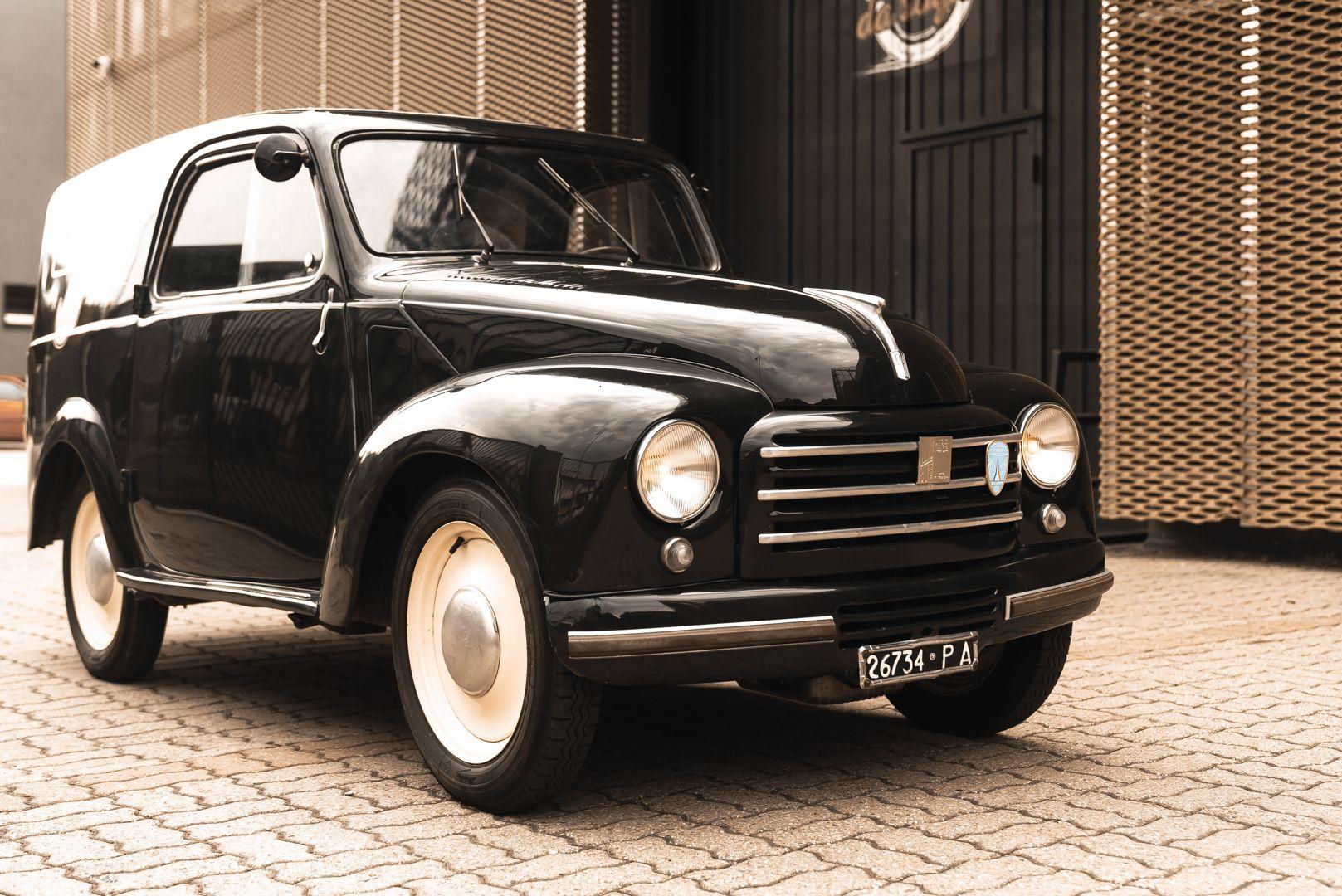 "1953 Fiat 500 C Topolino Furgone ""Innocenti"" 81623"