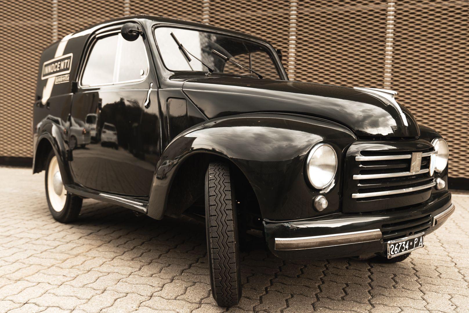 "1953 Fiat 500 C Topolino Furgone ""Innocenti"" 81612"