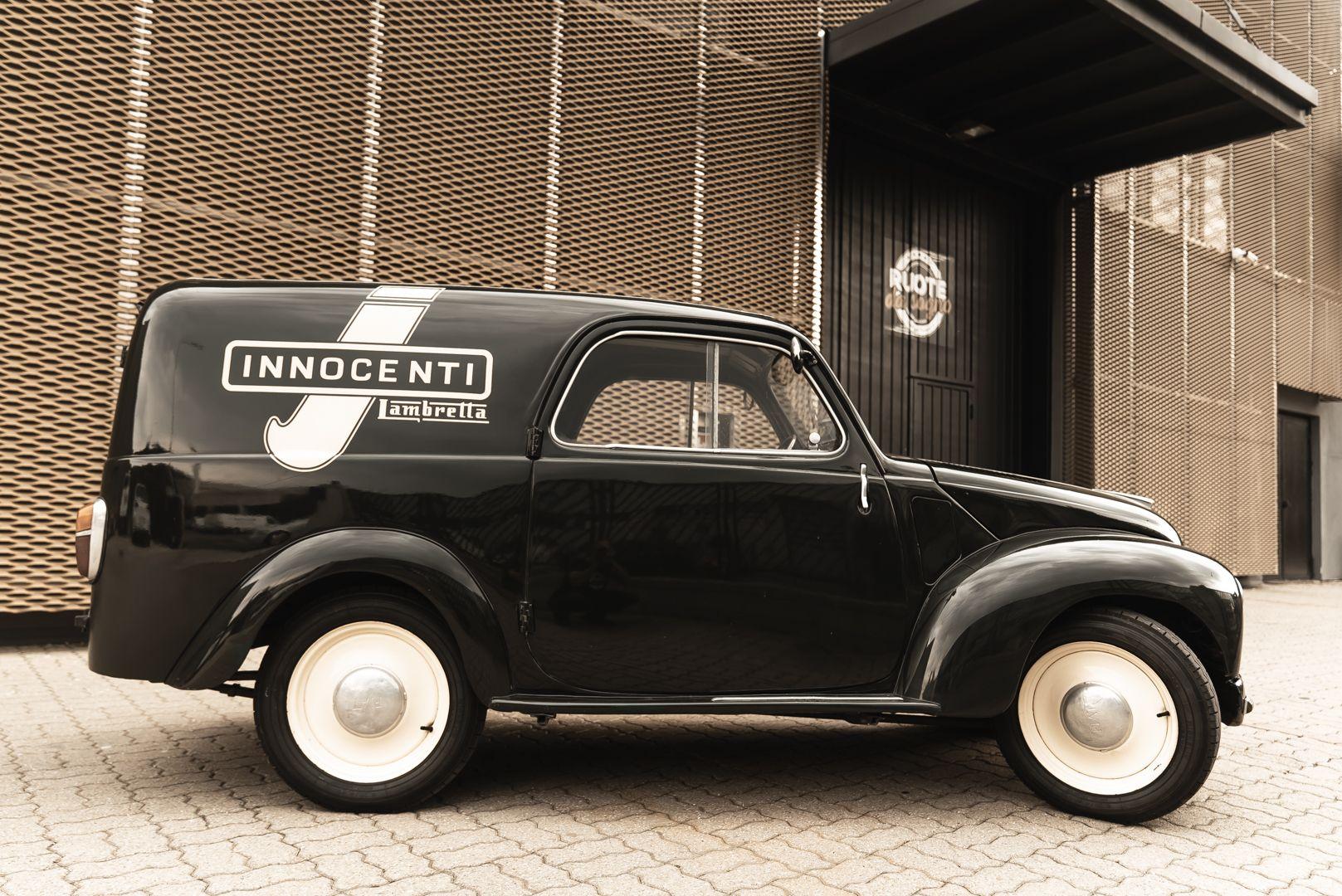 "1953 Fiat 500 C Topolino Furgone ""Innocenti"" 81614"