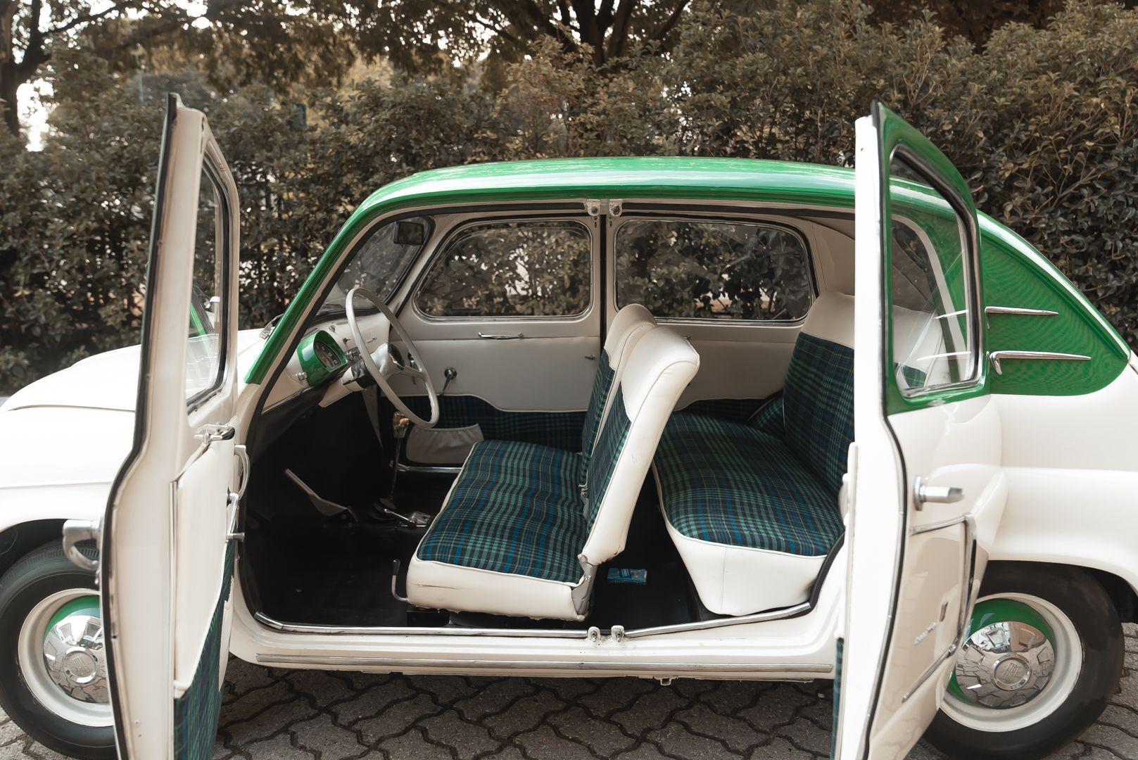 1959 Fiat 600 Lucciola Francis Lombardi 81666