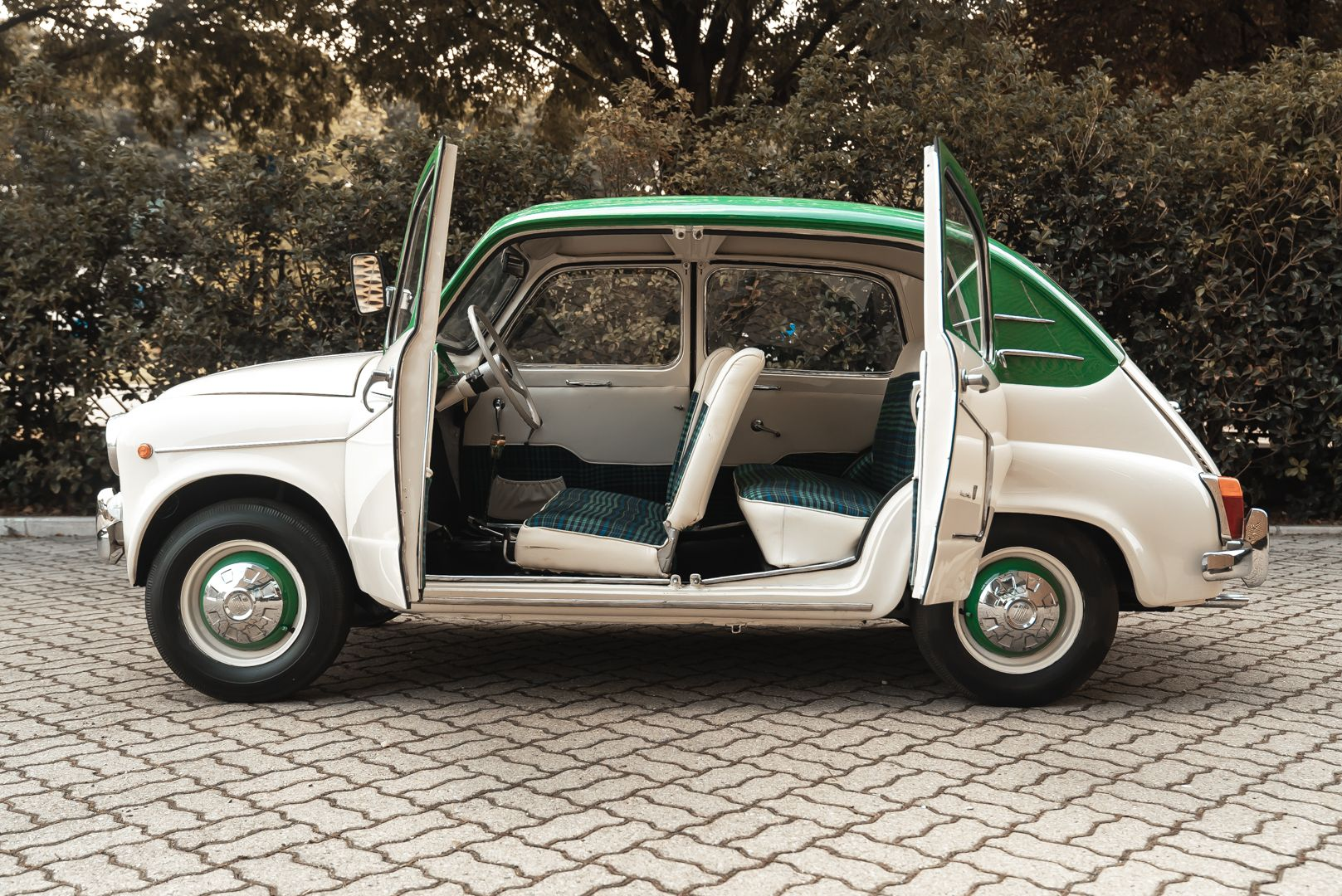 1959 Fiat 600 Lucciola Francis Lombardi 81664