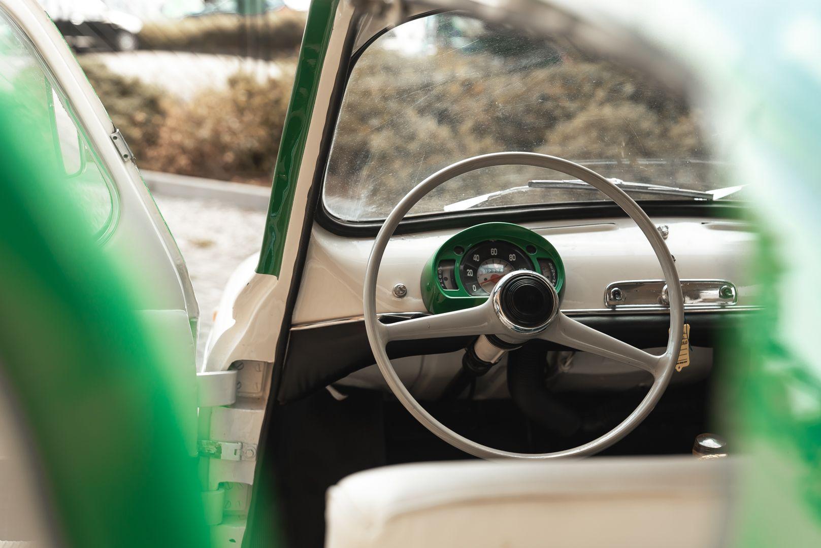 1959 Fiat 600 Lucciola Francis Lombardi 81678