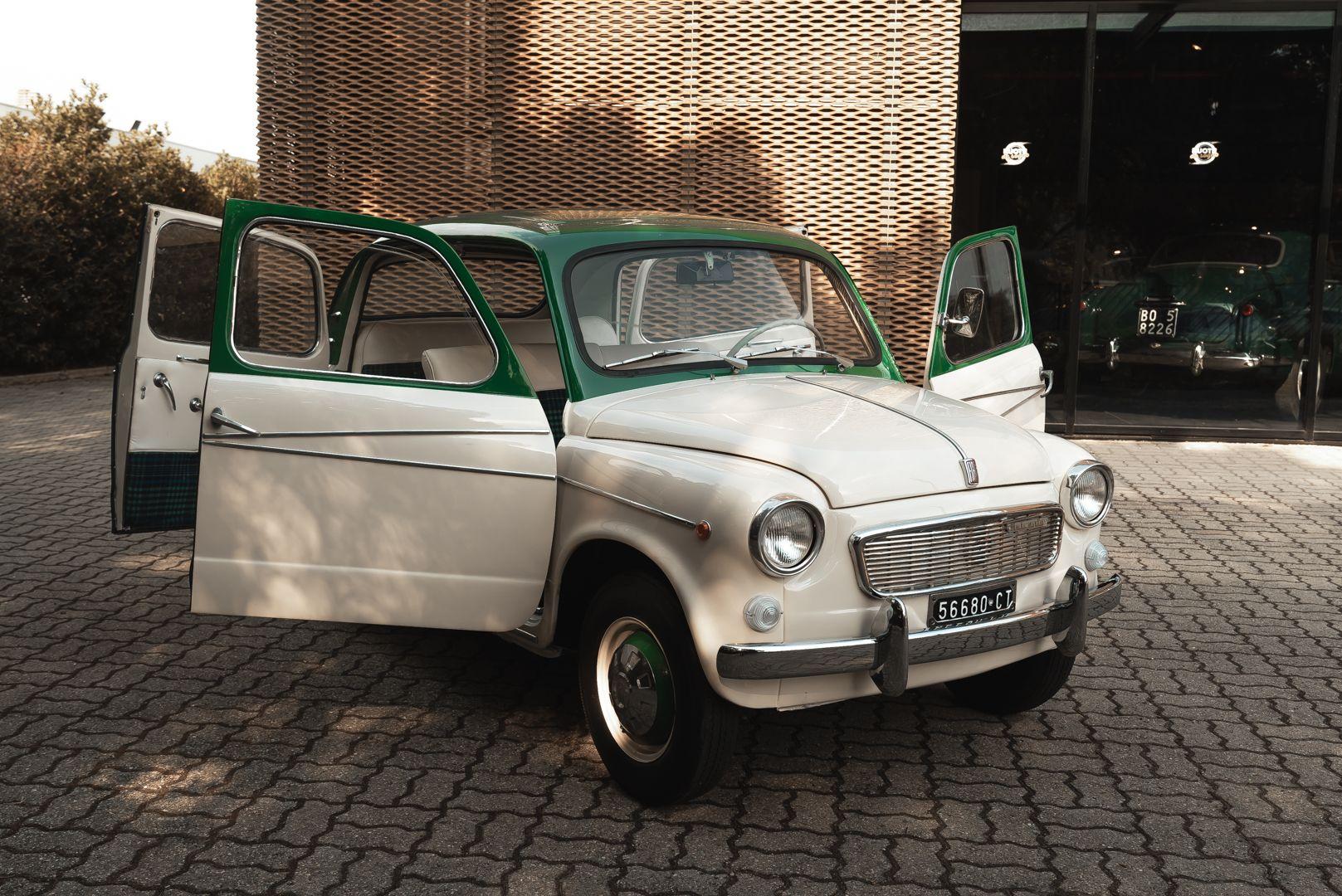 1959 Fiat 600 Lucciola Francis Lombardi 81654