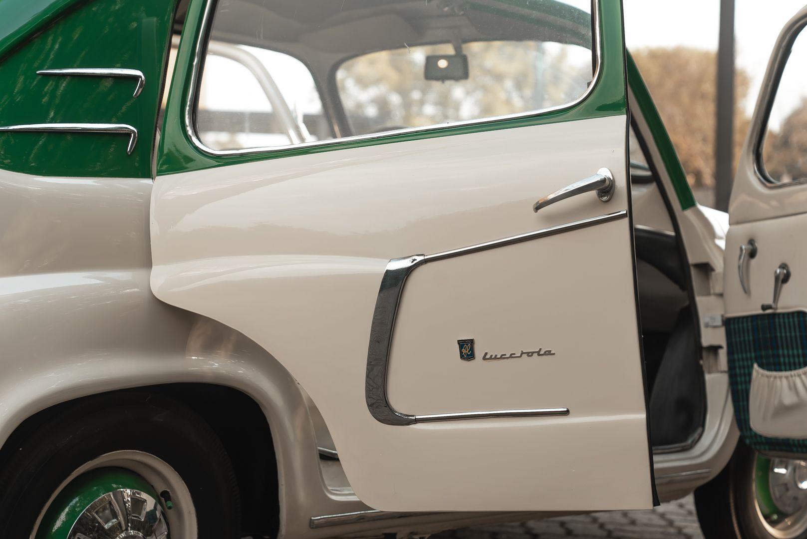 1959 Fiat 600 Lucciola Francis Lombardi 81669