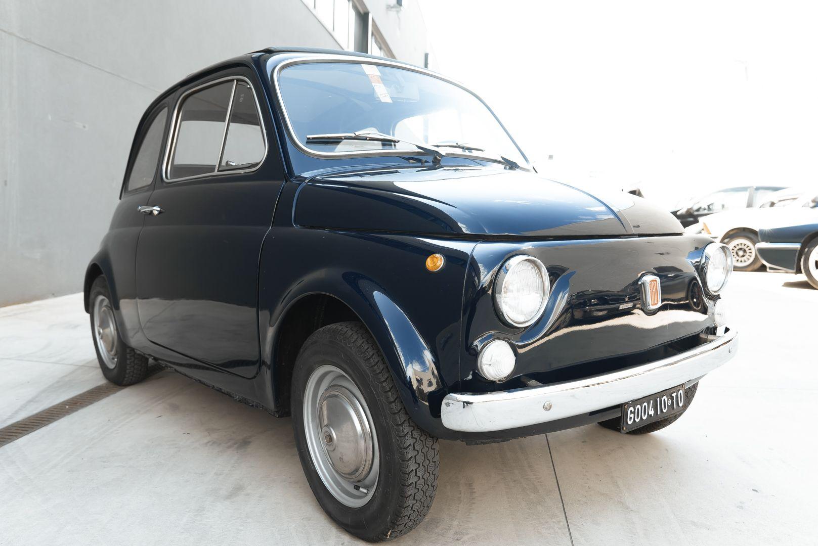 1972 Fiat 500 L 81575
