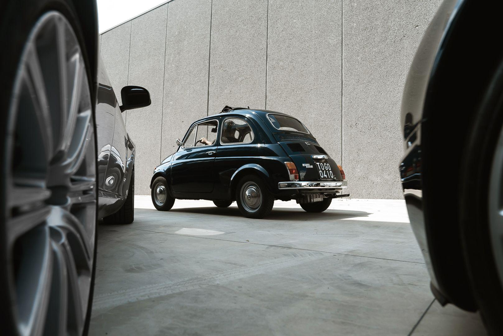 1972 Fiat 500 L 81610