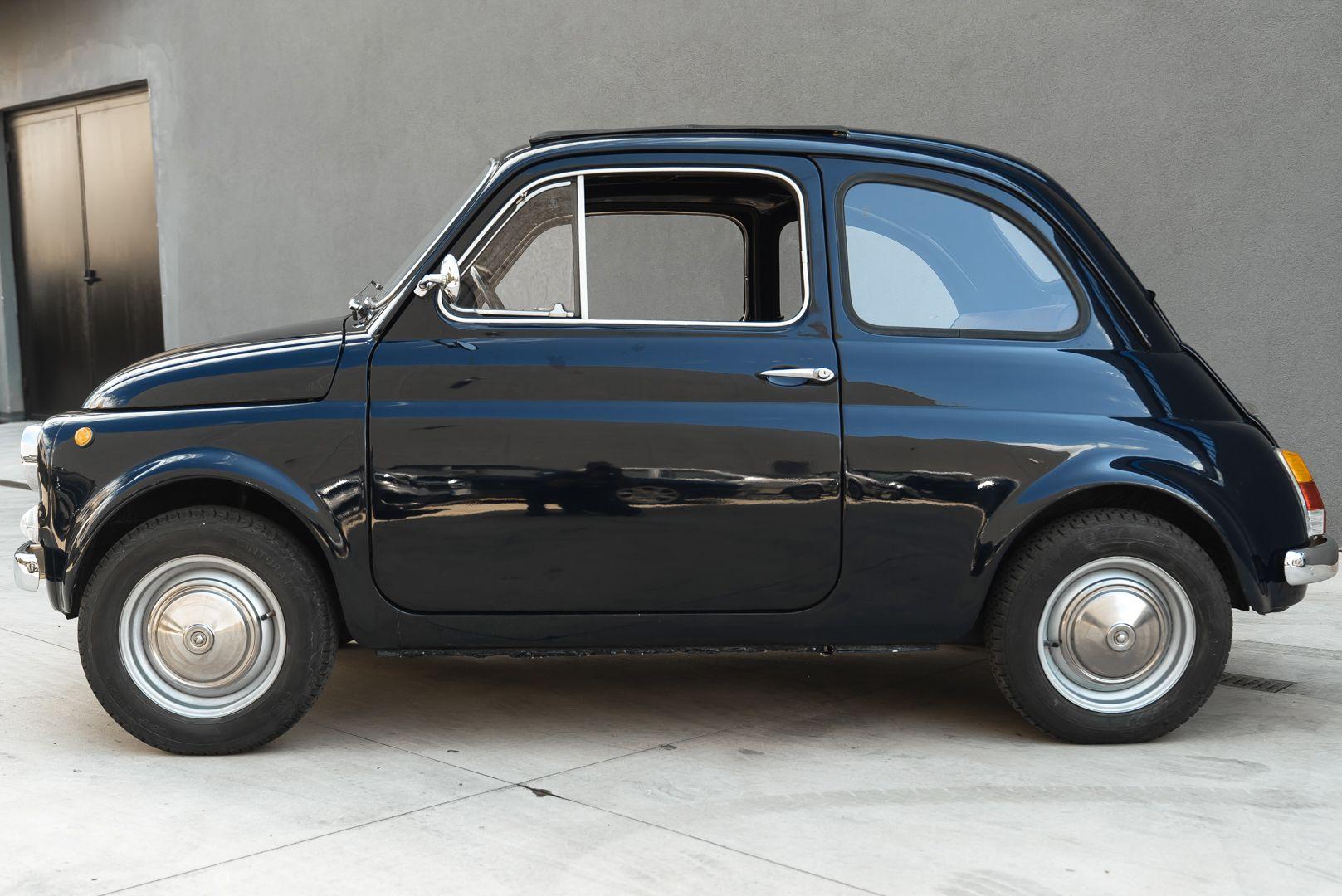 1972 Fiat 500 L 81571