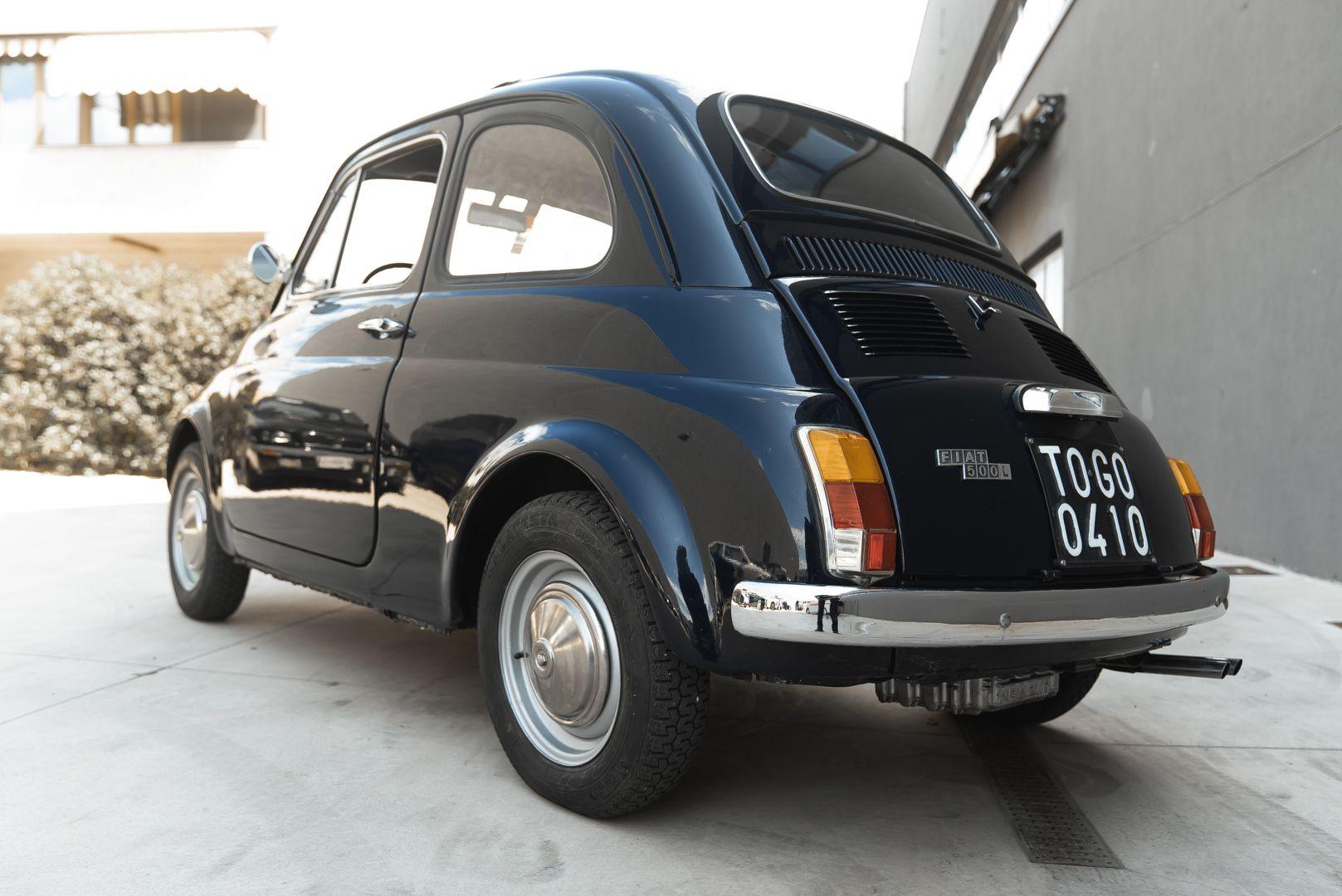 1972 Fiat 500 L 81573