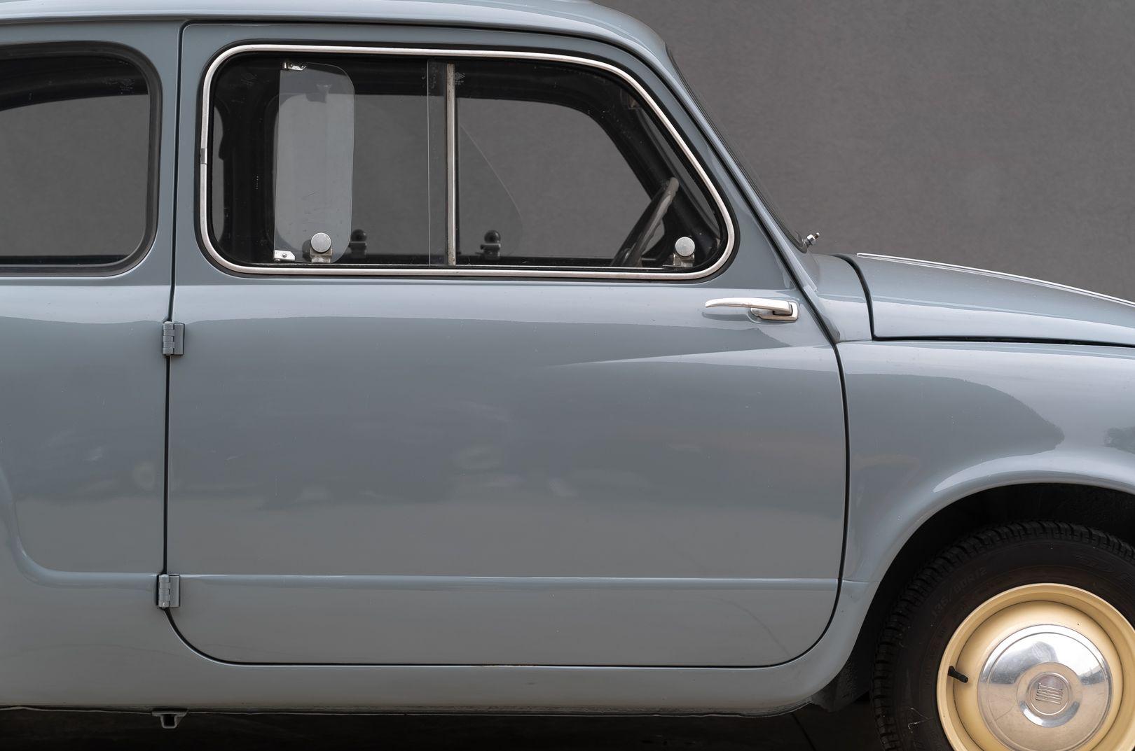 1956 Fiat 600 1° Serie 81795