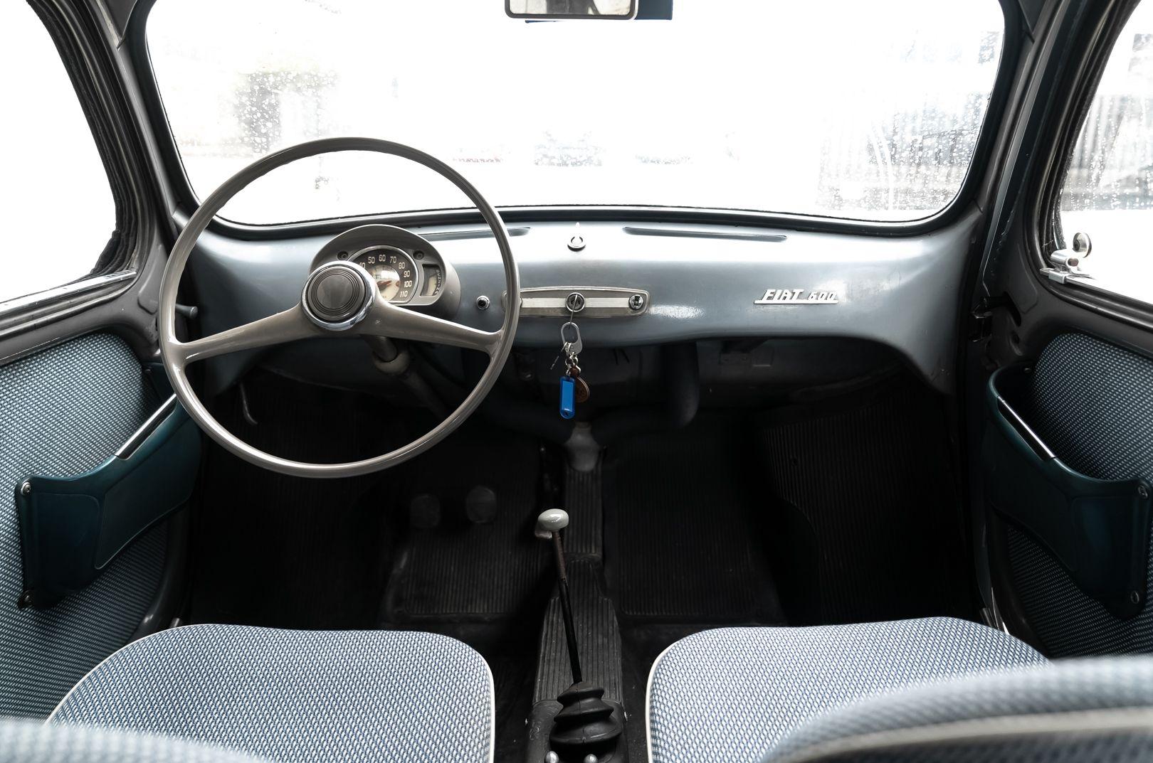 1956 Fiat 600 1° Serie 81817