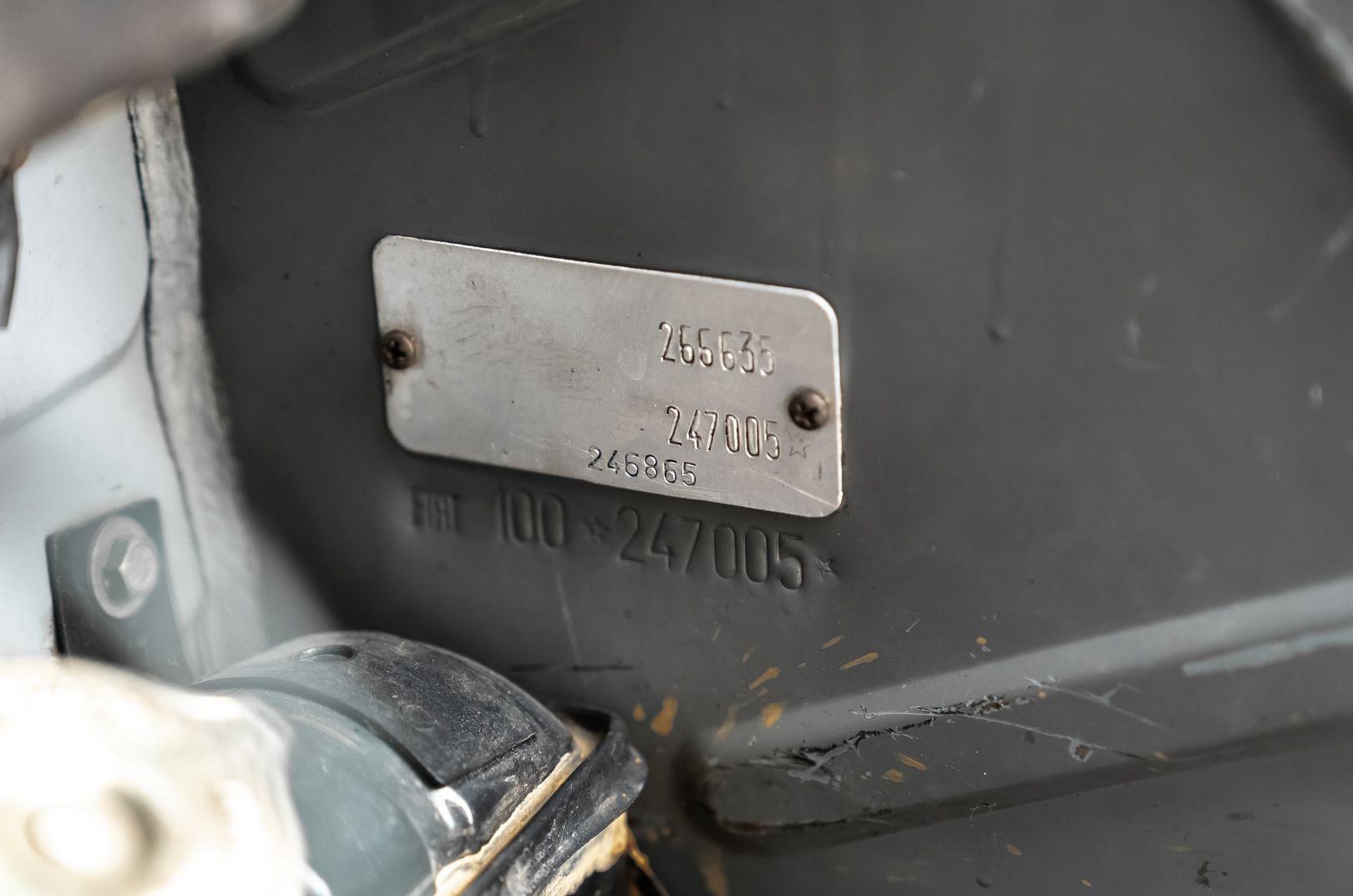 1956 Fiat 600 1° Serie 81829