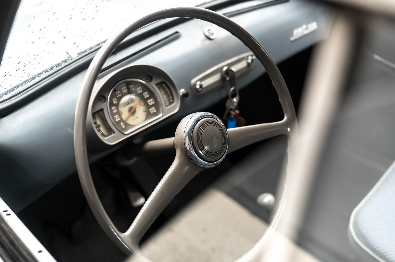 1956 Fiat 600 1° Serie 81821
